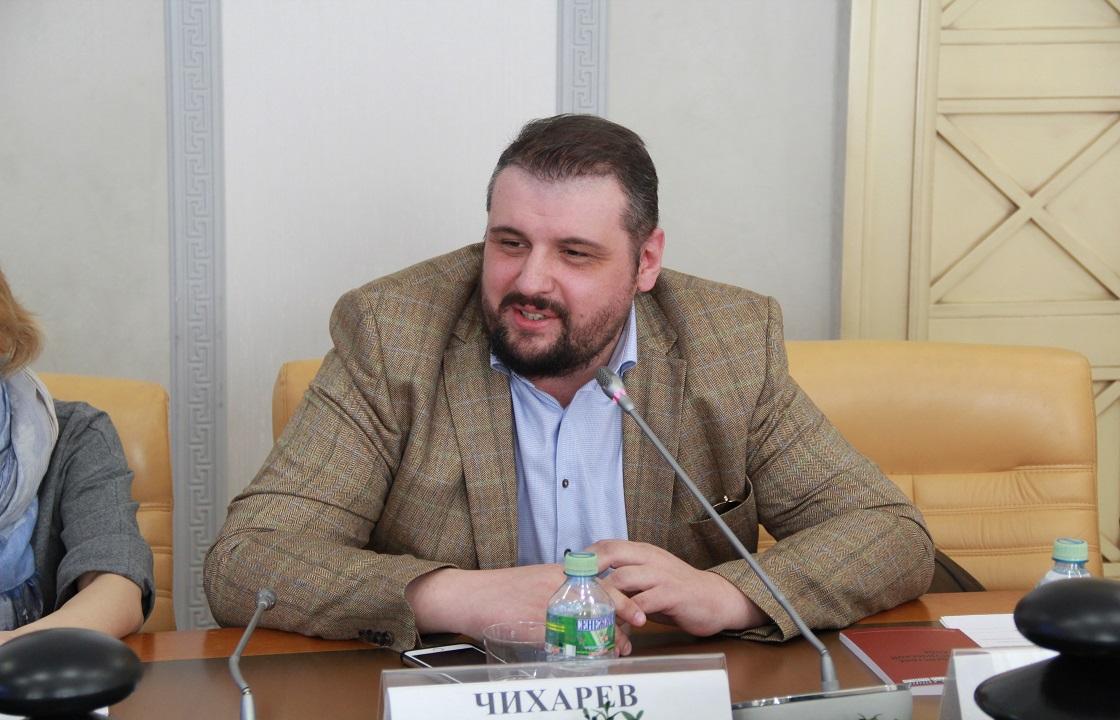 В правительстве Севастополя новый пиарщик