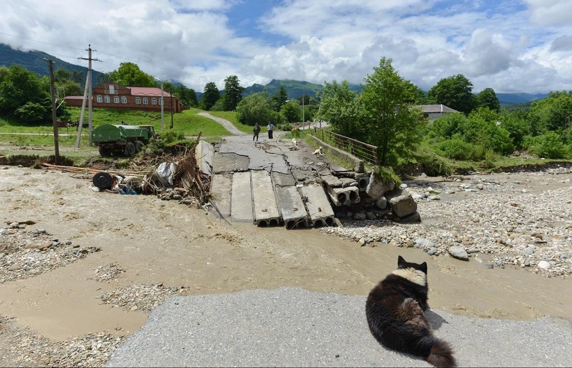 В Алагирском районе Северной Осетии снят режим ЧС