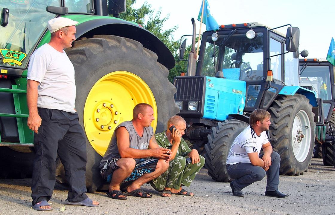 Районная прокуратура отозвала обвинения в адрес организатора тракторного марша