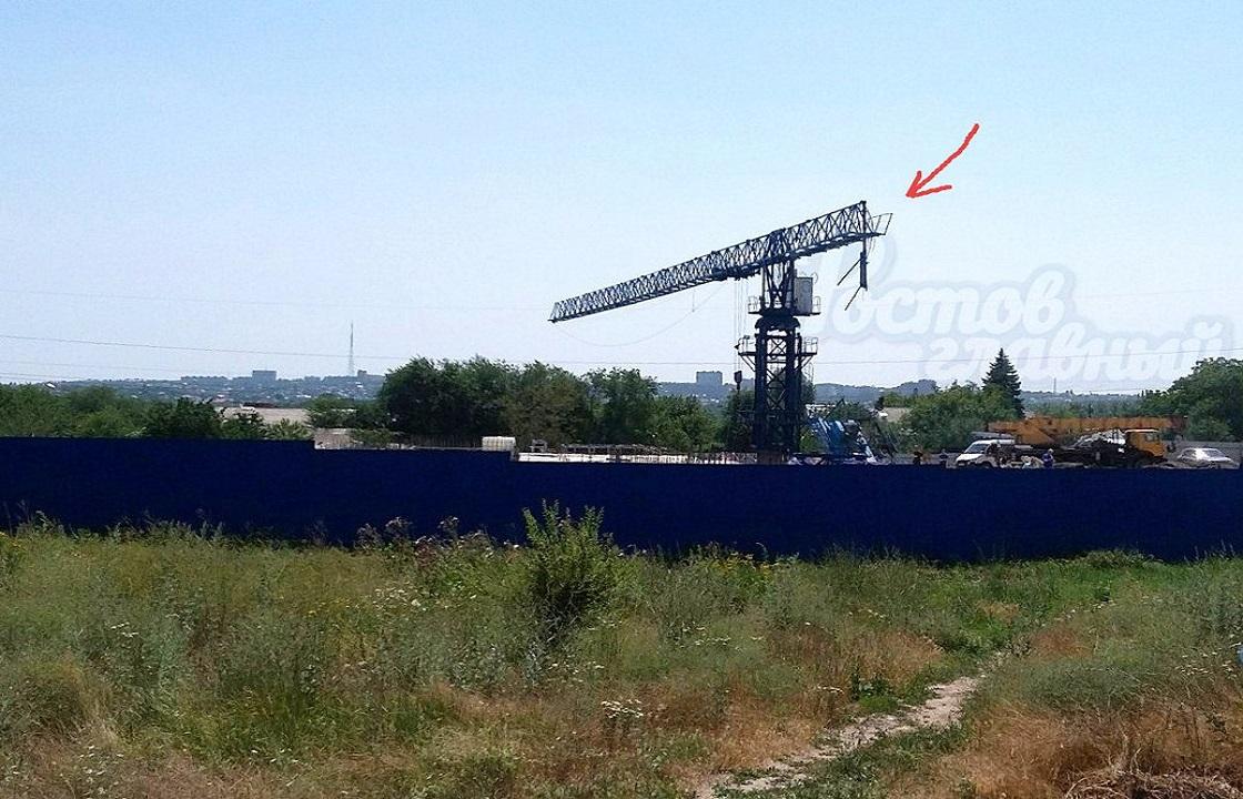 Мэр Ростова распорядился проверить соблюдение мер безопасности на всех стройплощадках города