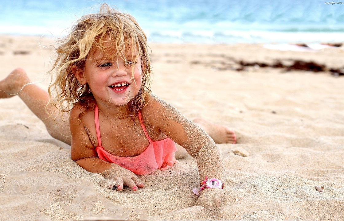 В Анапе не по сезону холодное море: детям не рекомендовано купаться