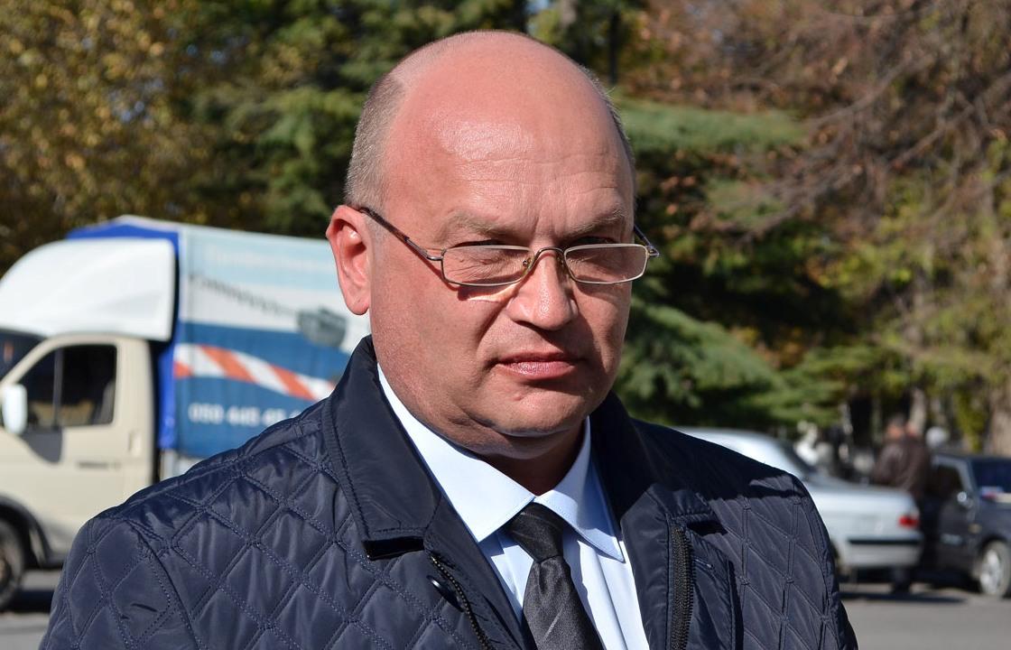 Глава Симферополя получит выговор за мусор