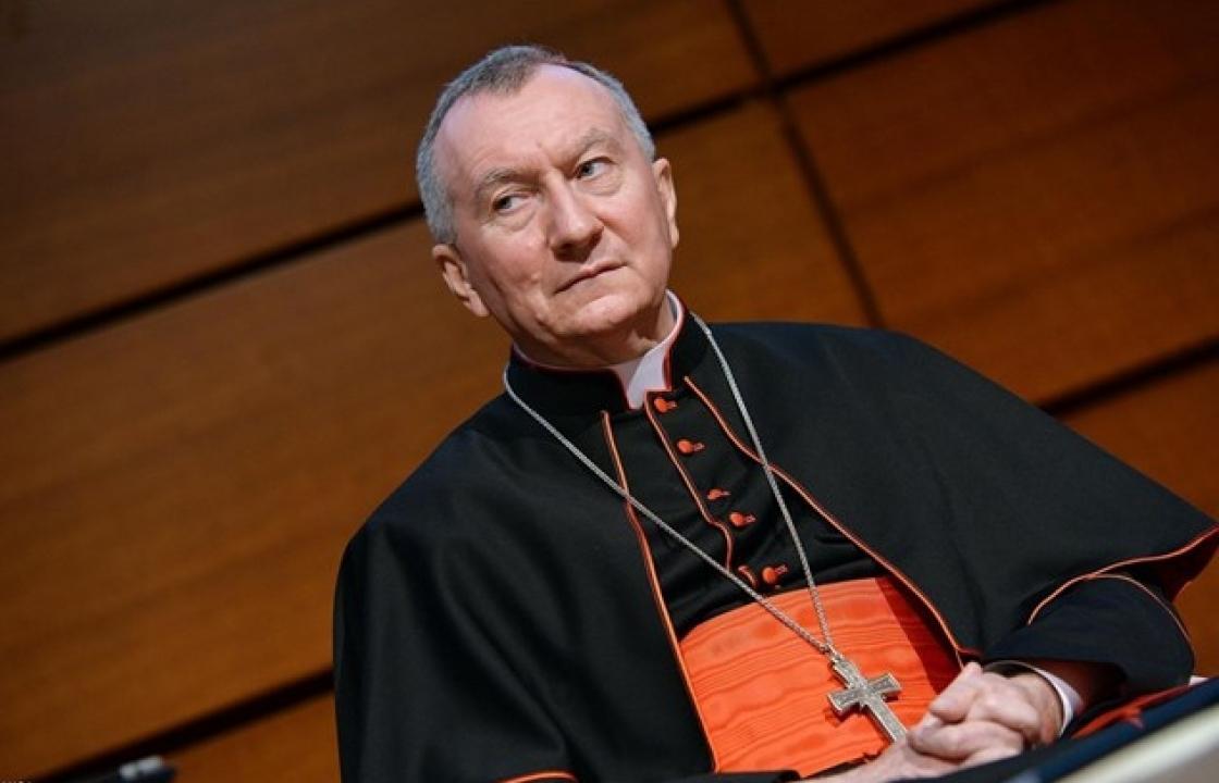 Госсекретарь Ватикана может встретиться с Путиным в Сочи