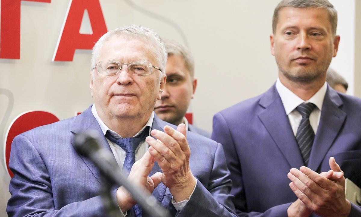 Жириновский поддержал инициативу по переименованию Ростовской области