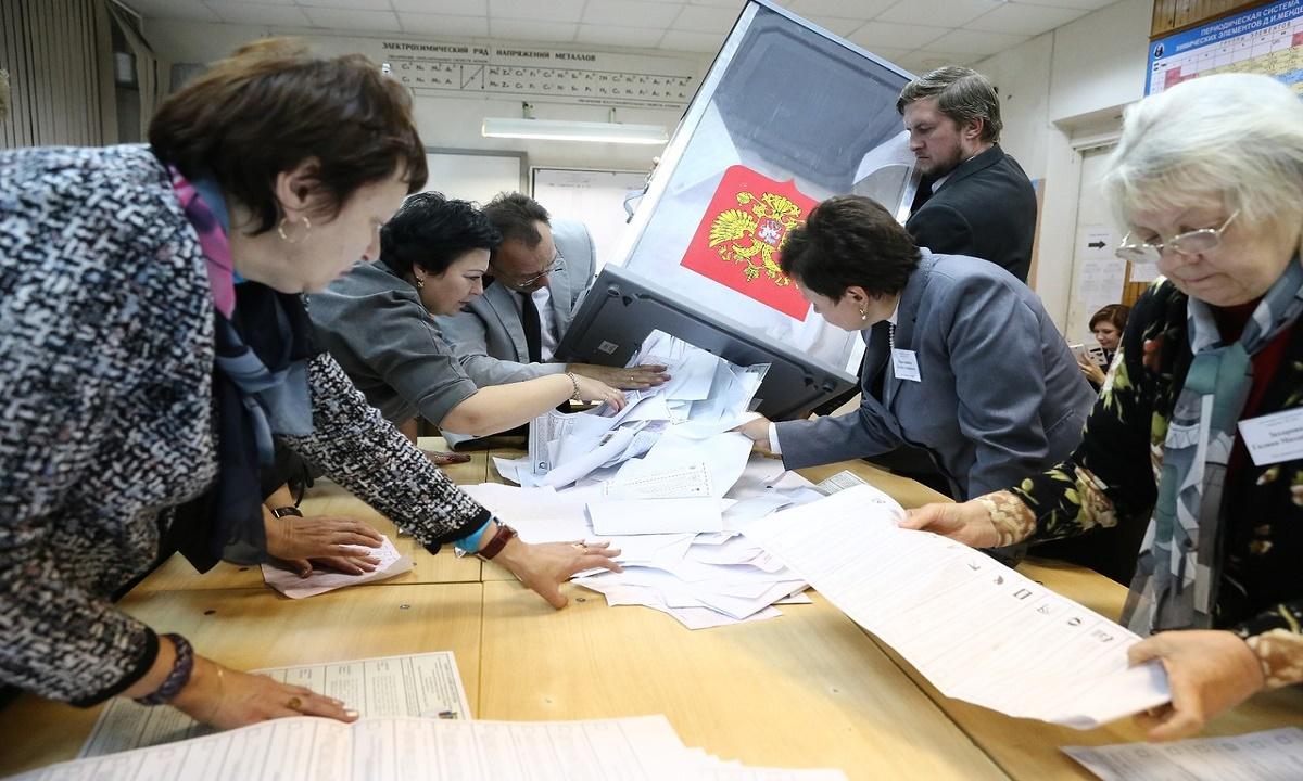 Представители пяти партий вошли в Законодательное собрание Краснодарского края