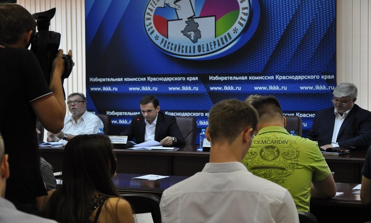 «День тишины» в Краснодарском крае прошел без нарушений