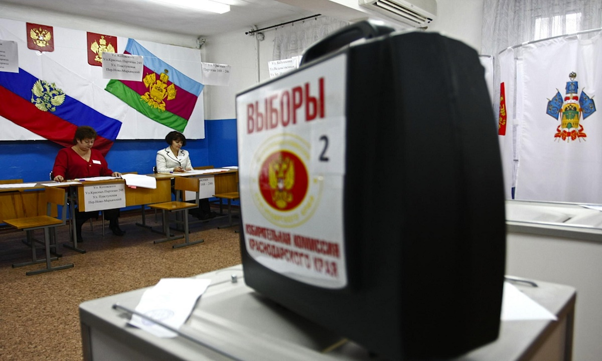 Кубанские партийцы не заинтересовались местными выборами