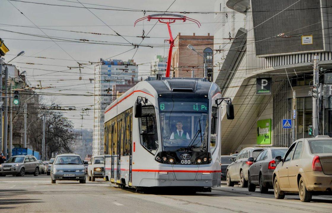 Ростовские трамваи могут отправить под землю