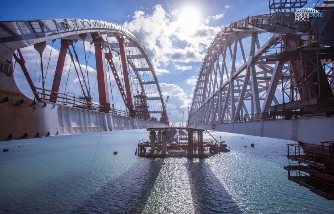 Мост в Крым может стать «Президентским»
