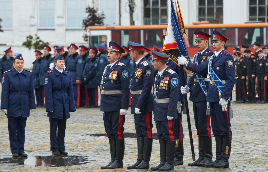 Таганрогских чиновников будут охранять казаки