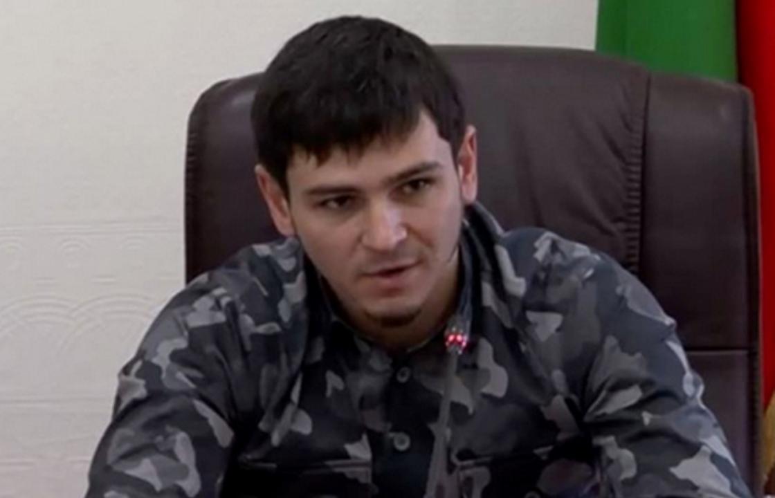 Нового главу МВД Чечни сравнили с Наполеоном