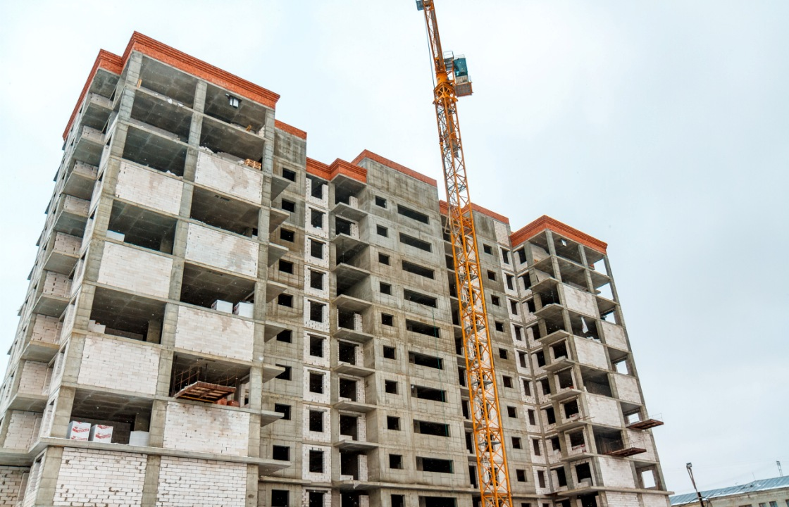 На Кубани затягивается строительство 240 многоквартирных домов