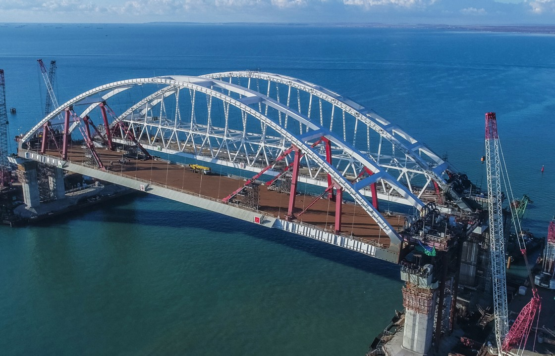 Обеспечением безопасности Крымского моста займется спецгруппа