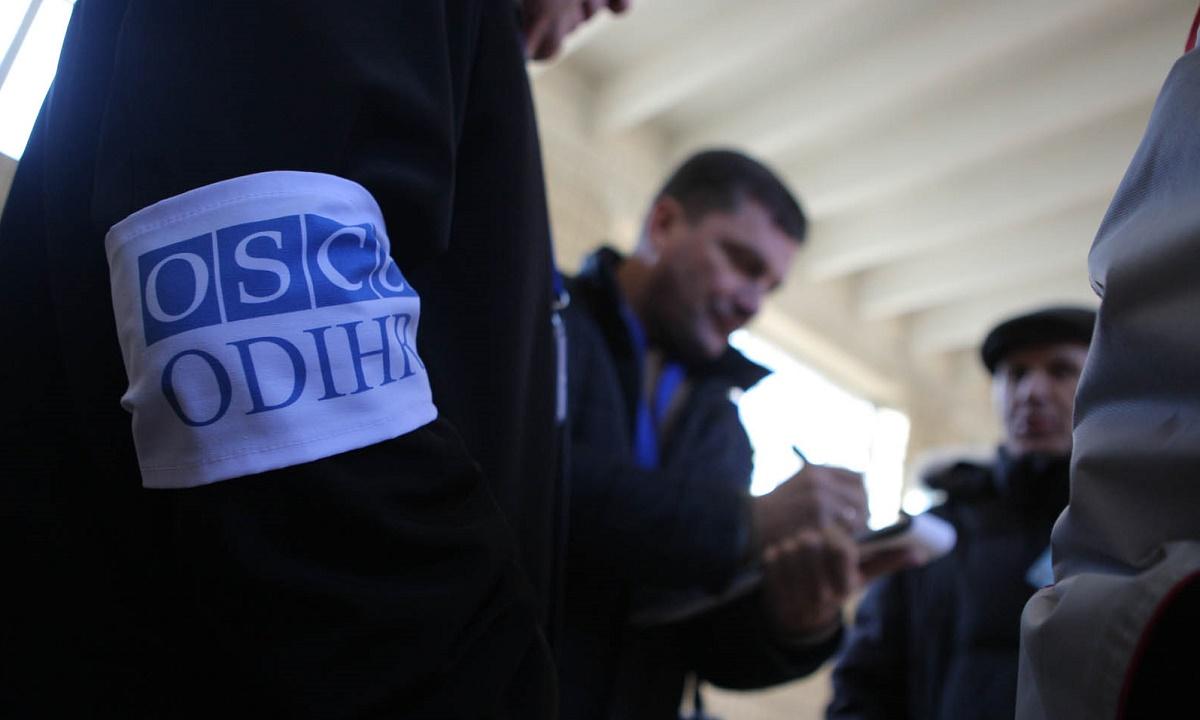Миссия ОБСЕ наблюдает за выборами в Краснодаре