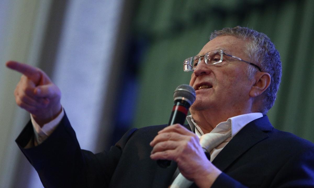 Жириновский расскажет о рывке вперед ростовским студентам