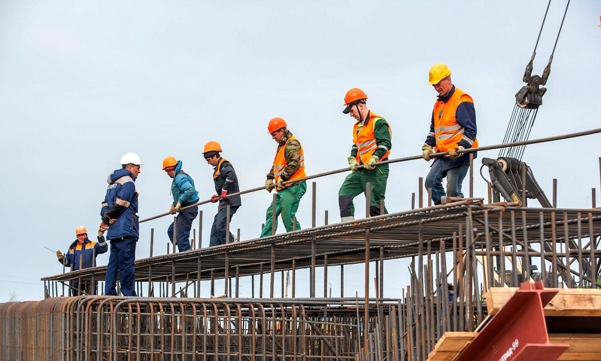 Строители Крымского моста проголосуют на вахте