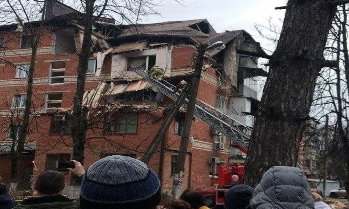 Взрыв в Краснодаре. Первые подробности