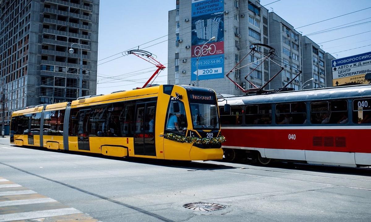 Трамваи и автобусы Краснодара в день выборов будут возить бесплатно