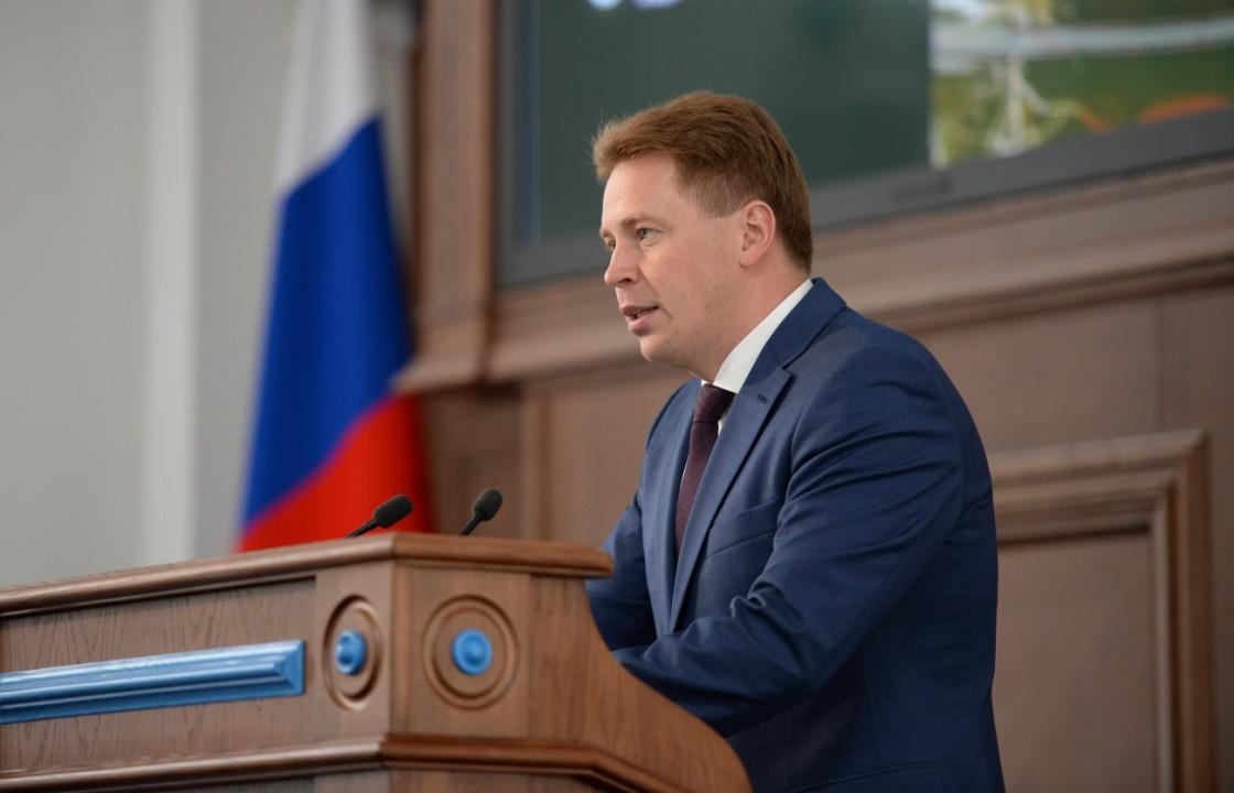 Овсянников обвинил заксобрание Севастополя в неуважении к народу