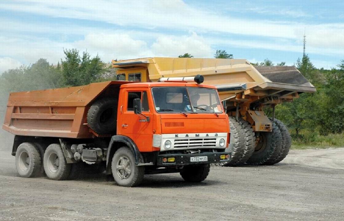 Строительную технику в Махачкалу будут пускать только по спецпропускам