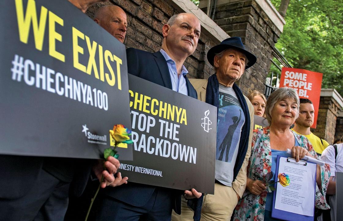 Кадыров раскритиковал доклад ПАСЕ о пытках геев в Чечне