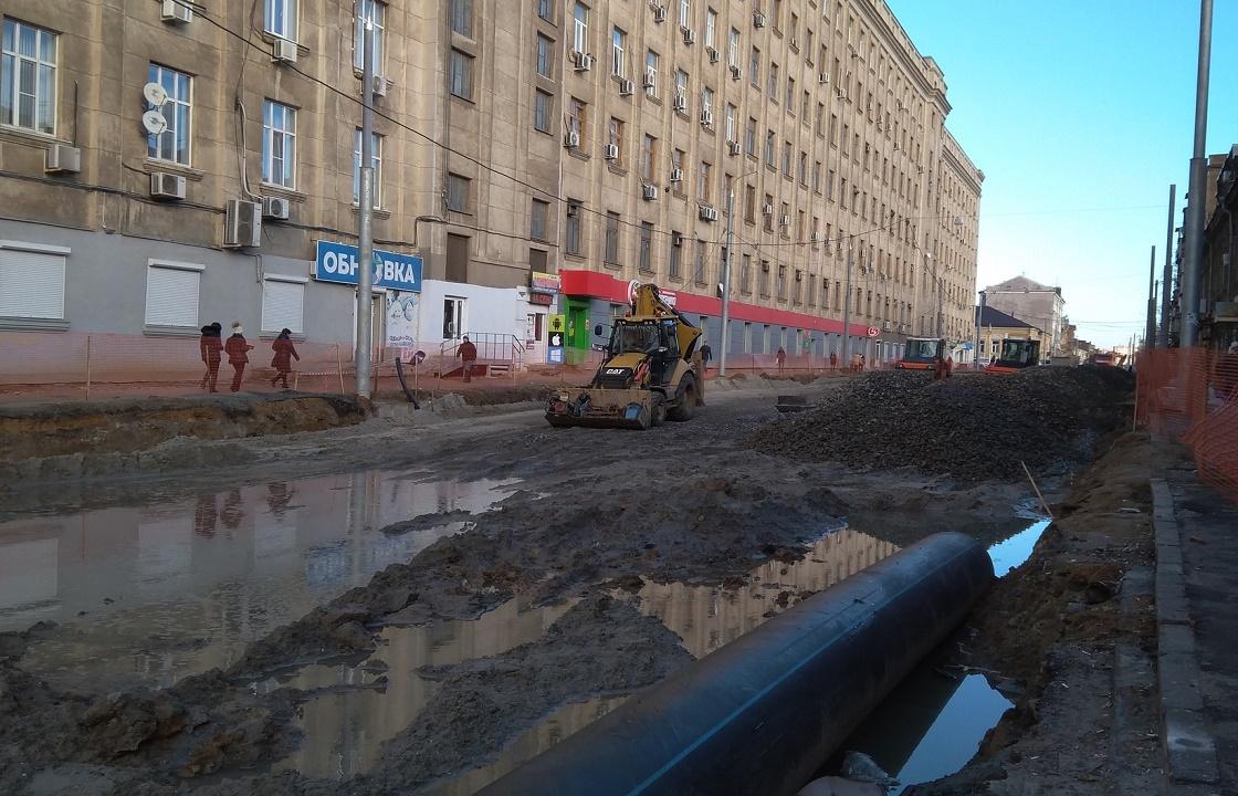 Голубев потребовал открыть движение по ул. Станиславского к ЧМ-2018