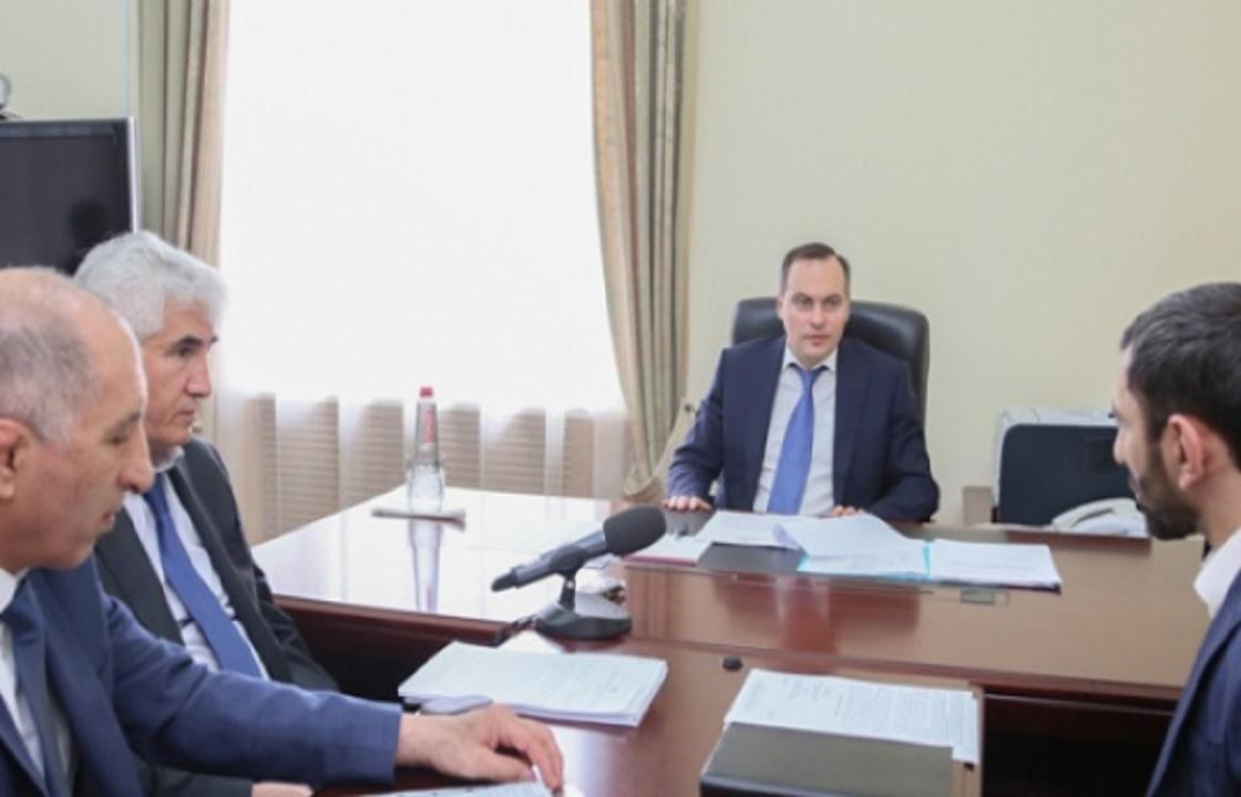 Артем Здунов возмутился процентной ставкой для предпринимателей Дагестана