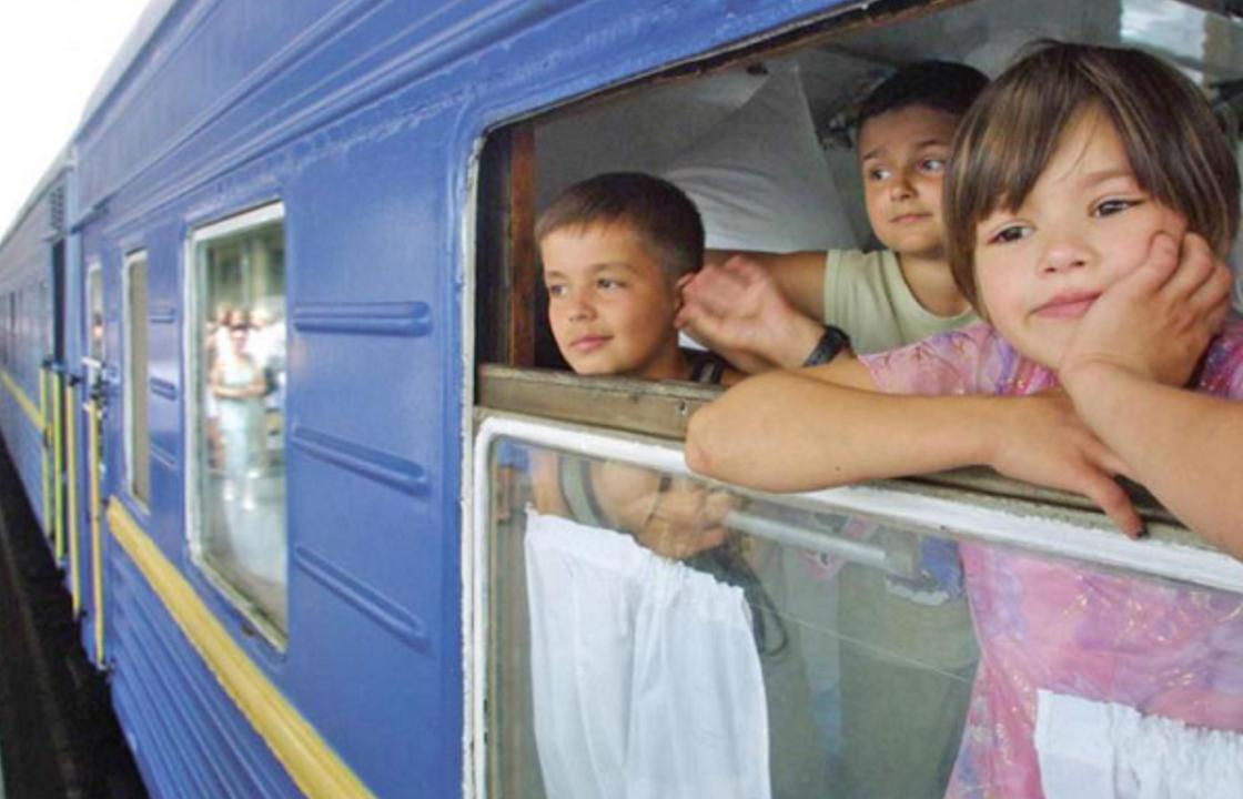 Приехавшие на отдых в Анапу дети отравились в поезде