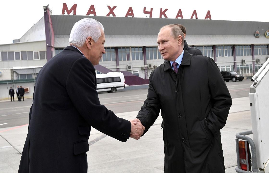 Главы Дагестана и Адыгеи вошли в президиум Госсовета России