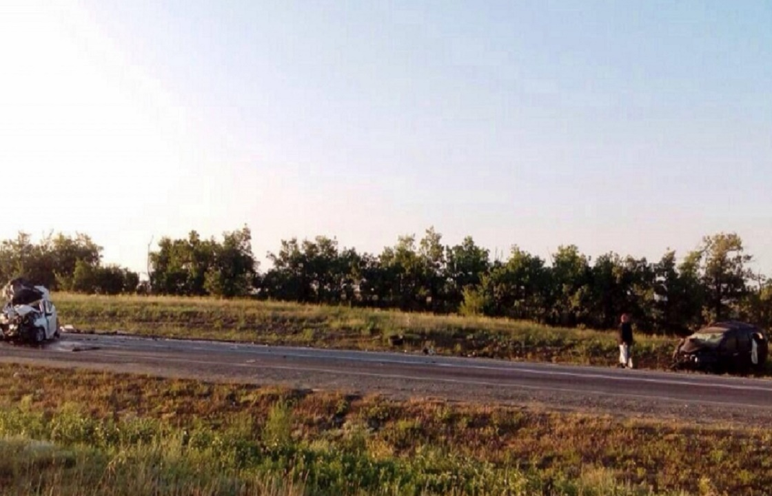 Семья из Дагестана погибла в ДТП под Волгоградом