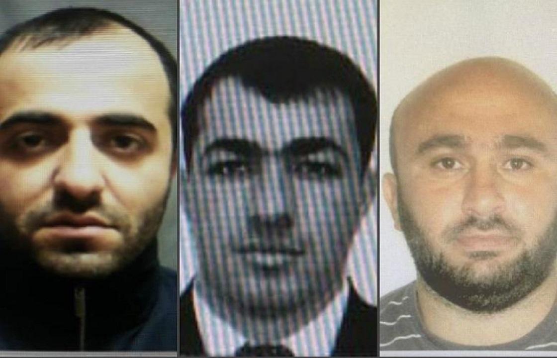 Полиция разыскивает подозреваемых в стрельбе в Кабардинке