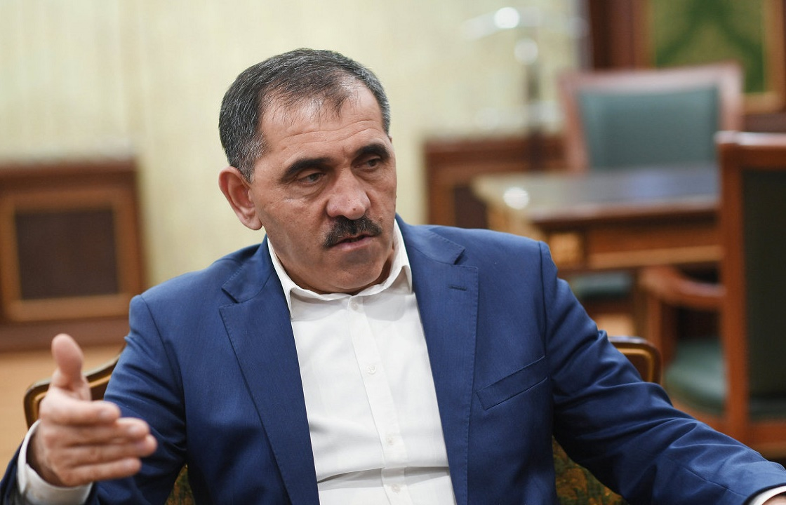 Тейпы обвинили Юнус-бека Евкурова в предательстве интересов ингушей
