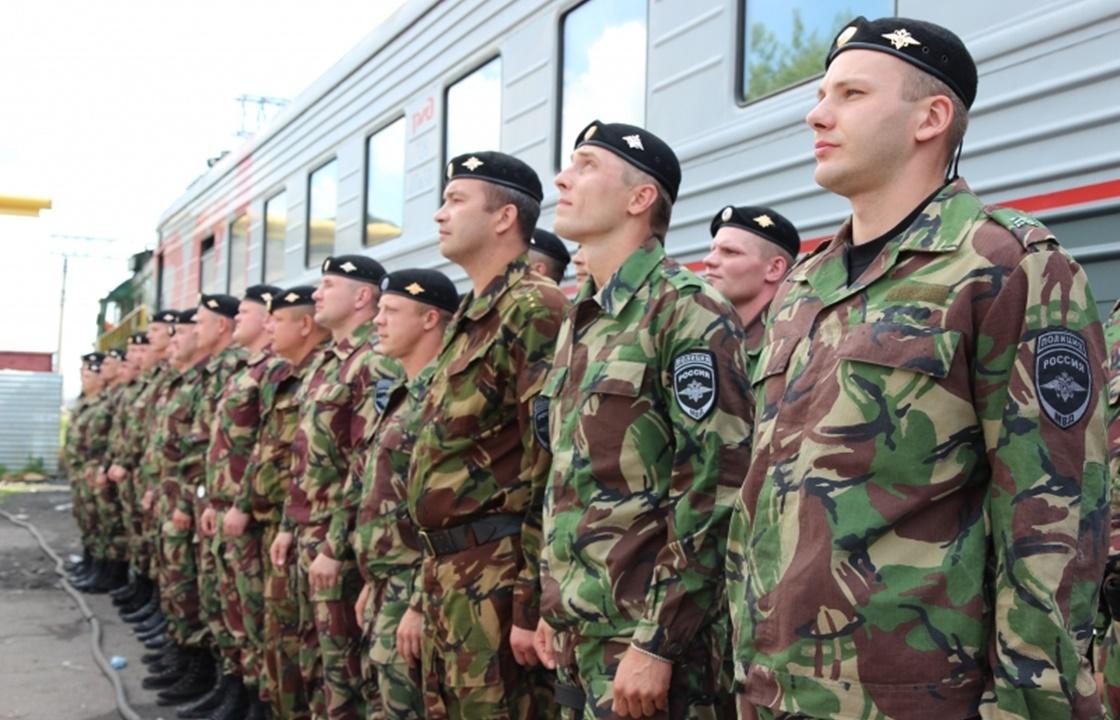 МВД Ингушетии предупредило об ответственности за участие в несанкционированном митинге