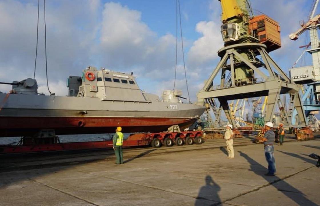 База ВМС Украины до конца года откроется в Бердянске