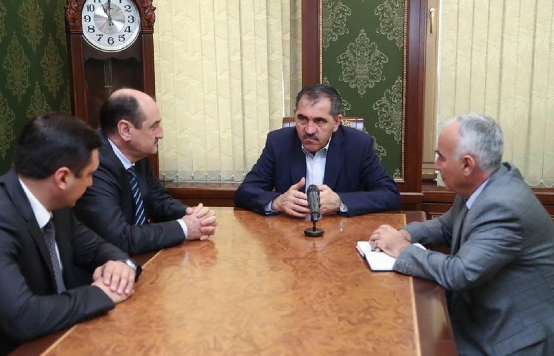 Глава второго приграничного с Чечней района Ингушетии ушел в отставку