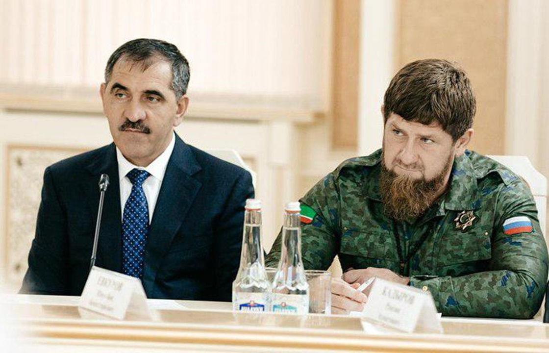 Соглашение о границе между Чечней и Ингушетией подписано