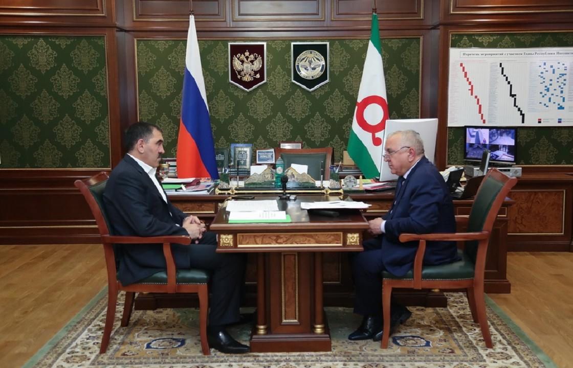 Ингушского министра накажут за нецелевое использование 156 млн рублей. Подробности