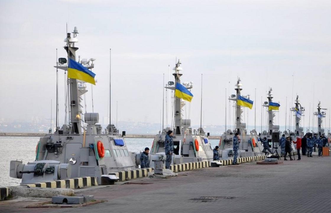 Украина планирует создать военно-морскую базу на Азовском море. Фото