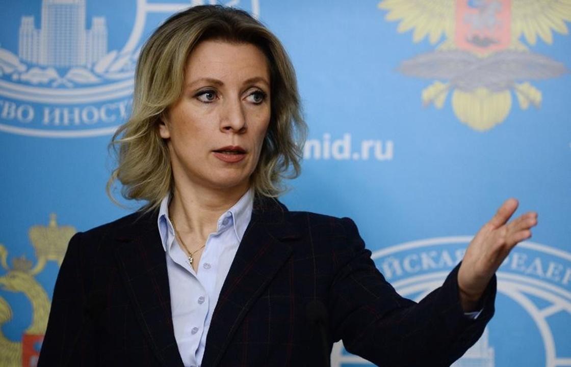 Мария Захарова прилетела провести брифинг на даче Киселева