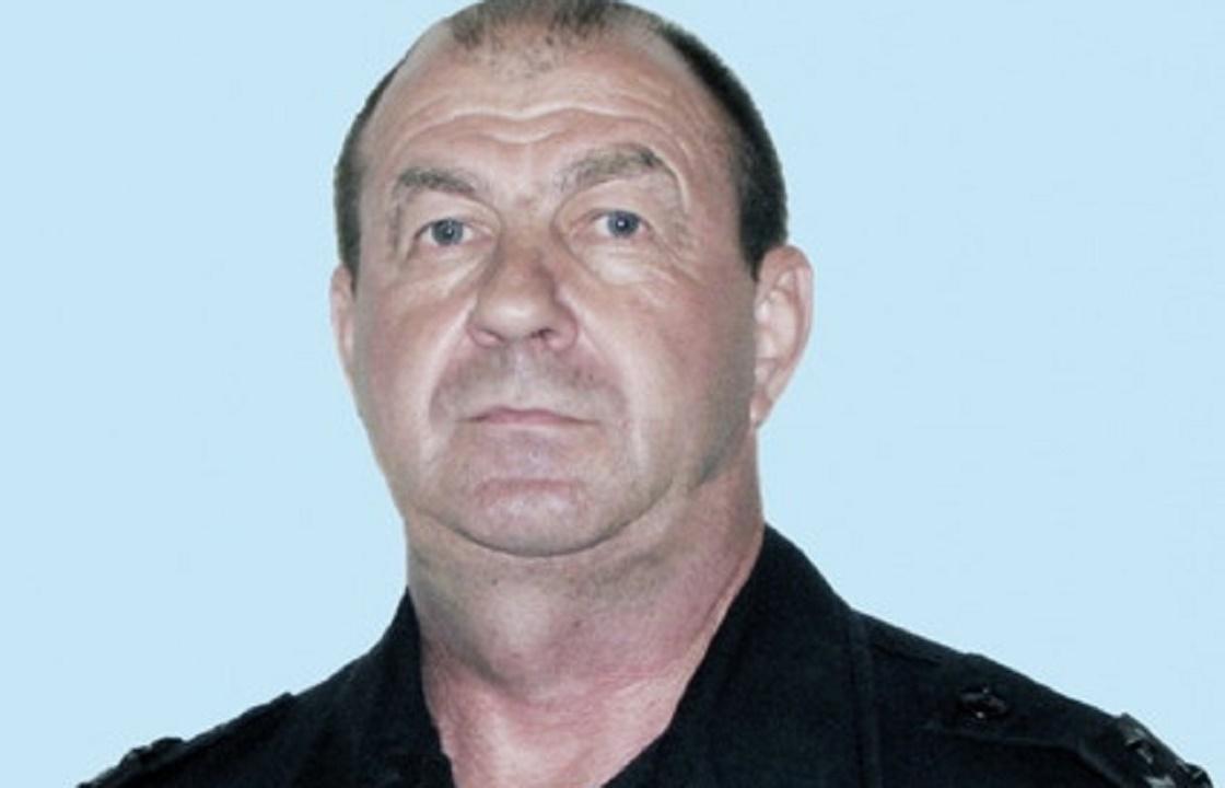 Командир спецотряда Росгвардии погиб в ДТП в Астраханской области