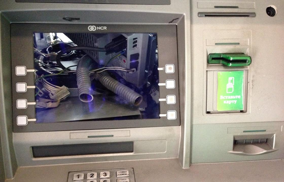 8 и 9 лет получили жители Волгоградской области, пытавшиеся распилить банкомат