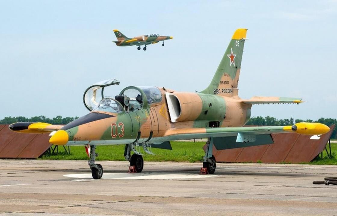 Летчики упавшего в Азовском море Л-39, по предварительным данным, погибли