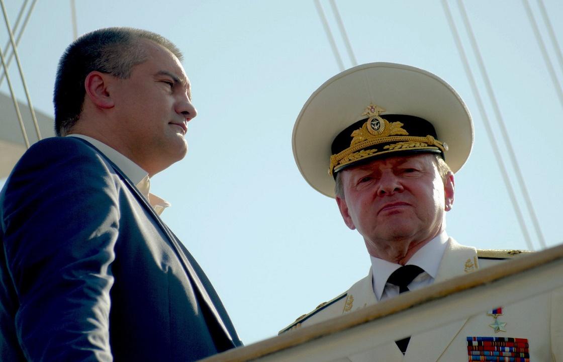 Аксенов через Facebook обвинил Запад в провокации с украинскими бронекатерами