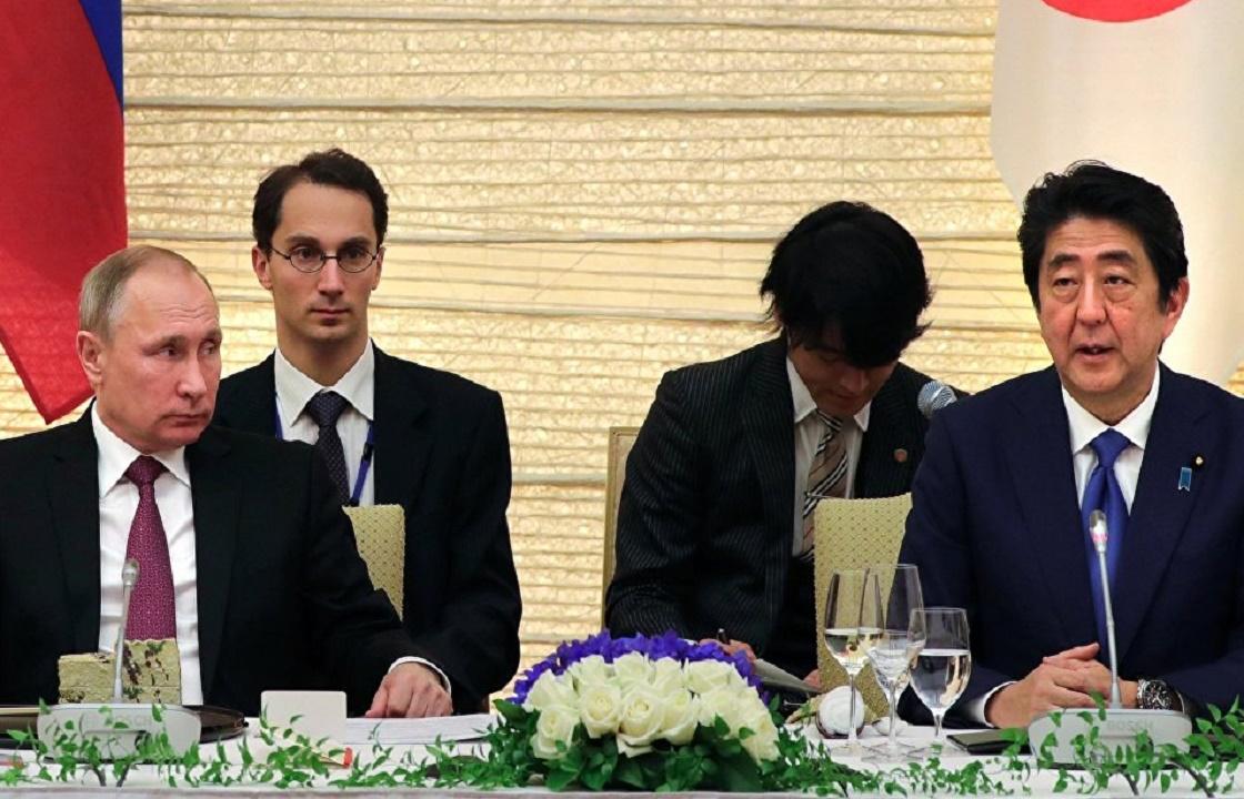 Мирный договор Япония и Россия могут заключить уже летом 2019 года