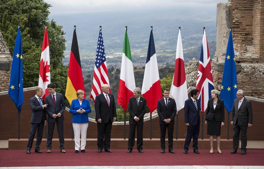 G7 призвал Москву отпустить украинских моряков