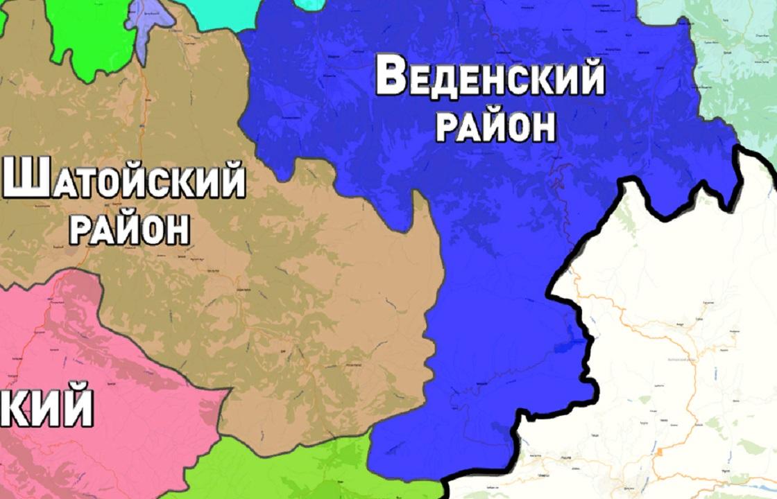 Парламент Чечни включил в территорию республики часть Дагестана