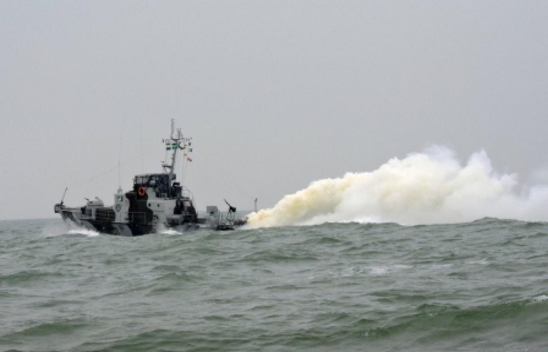 По украинским катерам в Керченском проливе открыли огонь на поражение