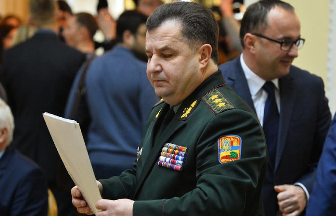 Полторак: международное давление заставит Россию открыть Керченский пролив
