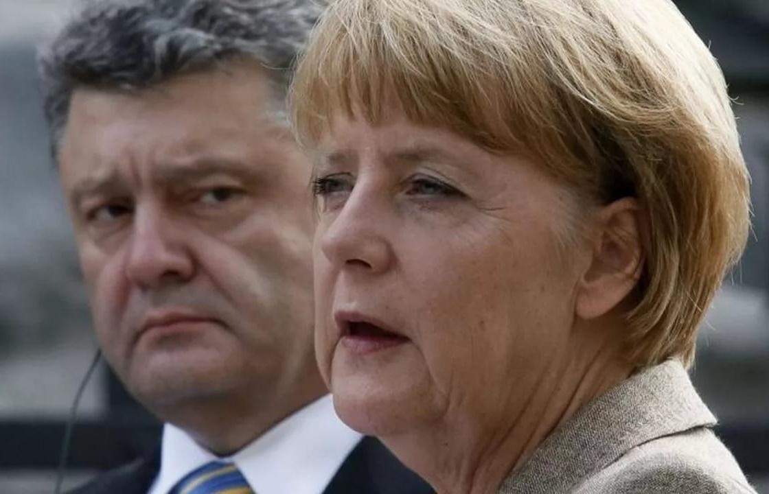 Меркель рассказала, почему на саммите ЕС не отменили санкции против России