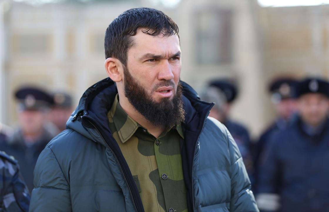 Спикер чеченского парламента приехал в Дагестан определять границу